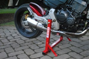 abba Stand on Honda Hornet