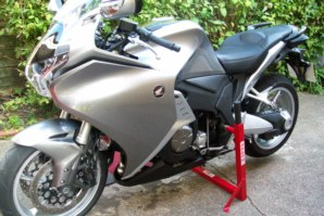 abba Stand on Honda VFR1200