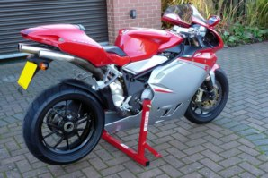 abba Superbike Stand on MV F4
