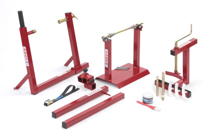Home Workshop Package Abba Stands Usa
